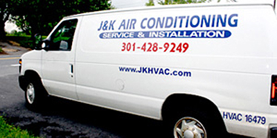 Germantown Heating Service J&K Air Conditioning